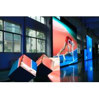 Full Color LED Advertising Display , Indoor Led Billboard Signs SMD 3 IN 1 RGB P6 P8 P10 Manufactures