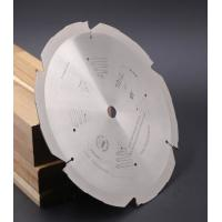 China Construction Hardiplank Saw Blade , Fibre Cement Cutting Blade Multi Rips on sale