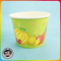 Zhejiang LQ wholesale 16oz disposable ice cream paper container Manufactures
