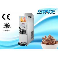 Quality Countertop Soft Serve Ice Cream Machine , Single Flavor Mini Ice Cream Maker for sale