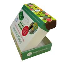 Superior Quality Corrugated Cardboard Packing Box with Custom Color Print Manufactures
