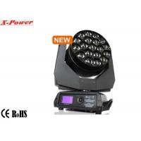 19 *12w LED Bee Eye Moving Head Lights Beam Effect     X-65A Manufactures