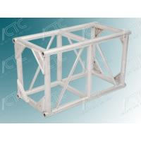 Square Bolt Aluminum Stage Truss SB 500 X 600 Easy Carry Silver Stage Light Truss Manufactures