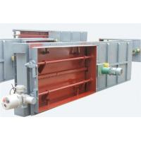 FDGM Electric Cold And Hot Air Isolating Door For Thermal Power Plant Manufactures