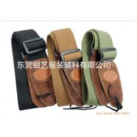 High-Grade Cotton Thick Leather Head General Guitar Strap Manufactures