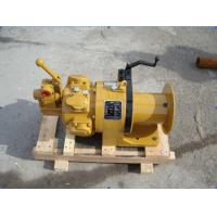 Anti-explosive Variable speed automatic brake,fast installation  Air Winch  with 5KN rated pull force Manufactures