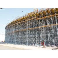 Multifunction Bridge Formwork Systems Steel / Timber Beam / Plywood Material Manufactures