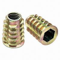 Zinc Alloy Bolt Nuts, M10 x 25 Manufactures