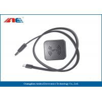 Desktop NFC RFID Reader For Reading NTAG21x Tags USB 2.0 Interface Manufactures