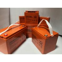 F187 Sealed Deep Cycle Battery / Advanced Lead Acid Ups Vrla Battery Manufactures