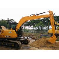 Sany SY75 Excavator Boom Arm , Excavator Boom Extension 9m Length For Subway Construction Manufactures