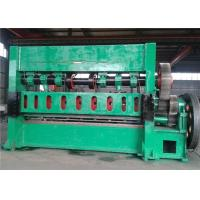 China Automatic Expanded Metal Mesh Machine ,  JQ25 - 160 Sheet Metal Making Machine on sale