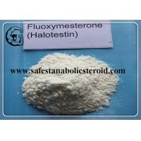 Cutting Cycle Steroids Pharmaceuticals API Fluoxymesterone Halotestin Powder CAS 76-43-7 Manufactures