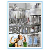 China 3 - 10L Water Bottle Packing Machine Washing Filling Capping 3 - In - 1 Machine on sale