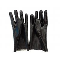 BEST QUALITY  PVC working safety gloves Manufactures