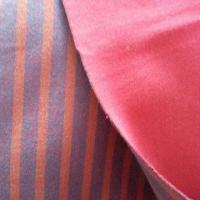 Yarn-dyed stripe double interlock cloth Manufactures