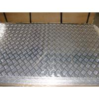 5083 5052 5754 Aluminum Diamond Plate For Elevator Car Or Truck Manufactures