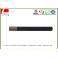 CNC turning and blackening brass shaft Manufactures