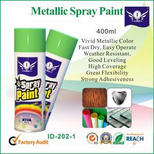 China Chrome Aerosol Spray Paints on sale