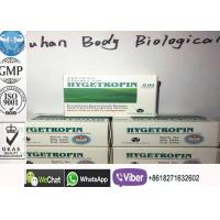 191AA Human Growth Hormone Peptide Jintropin/Hygetropin/Kigtropin HGH for Bodybuilding Manufactures