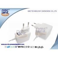 CE / GS wall power adapter 90-264V , 47-63Hz ac to dc wall adapter EU plug 5V 2A Manufactures