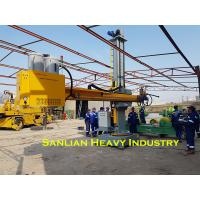 Buy cheap 4X4 Heavy Duty Welding Manipulators For Tank Welding With Cross Slide Column And Boom from wholesalers