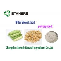 Health Weight Losing Raw Materials 100% Natural Bitter Melon Extract Powder Polypeptide-k Manufactures