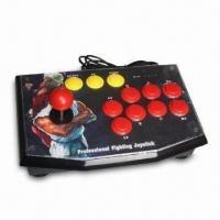 Buy cheap Arcade Joystick, Supports Four LED Show for PS3 Control from wholesalers