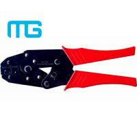 22 - 10 AWG Wire Terminal Crimper , MG - 03C Carbon Steel Electrical Terminal Crimping Tool Manufactures