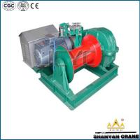 Electric Winch for lifting or pulling, Electric winch or wire rope winch for construction Manufactures