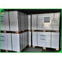 70lb 80lb White Offset Printing Paper Roll With FSC Certification Manufactures