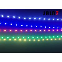 China DC12V Rgb Waterproof Flexible Led Strips High Power Dual Circuit Board on sale