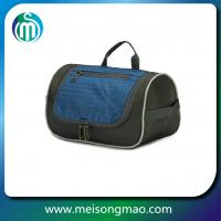 MSM 600 denier polyester oxford fabric hanging travel bag cosmetic case Manufactures