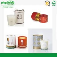 High End Candle Packaging Boxes Packaging Damp - Proof Environmentally Friendly Manufactures