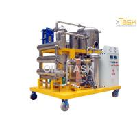 China Stainless Steel Vacuum Cooking Oil Purification and UCO Processing Machine Series SYA on sale
