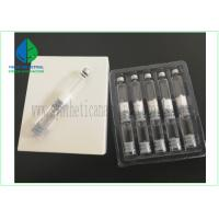 97% Purity Hgh 36iu Water Pen Growth Hormone Injection White Lyophilized Powder Manufactures