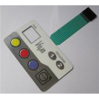 China Tactile membrane switch on sale