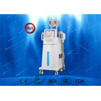 China 4 Cryo Handles Cryolipolysis Slimming Machine For Body Cellulite Treatment on sale