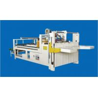 Semi-Auto Folder Gluer Carton Making Machines Siemens For Paperboard Manufactures