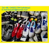 China With Big Size Men Sport Shoes Used Shoes Second Hand Shoes Wholesales Export on sale