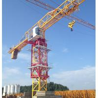 construction site Topless Tower Crane with 10 Ton capacity and 60m Jib length Manufactures