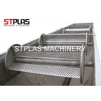 Rinsing And Sorting Floating Washing Machine , Waste Separation Equipment Manufactures