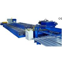 Trapezoidal Roofing Sheet Roll Forming Machine Manufactures