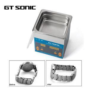 China Digital Ultrasonic Dental Cleaner For Prosthetic Materials Forceps 50W on sale