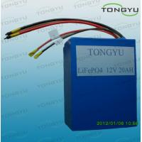 12 Volt Lithium Batteries For Golf Trolleys, 20ah 12v LiFePO4 Battery For Off Grid Systems