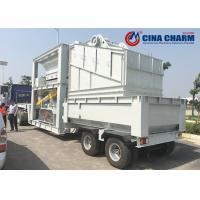 China Modular Structure Asphalt Mixing Plant , Hot Mix Plant For Road Construction on sale