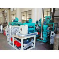 Fully Sealed Plastic Pulverizer Machine Automatic Double Shaft PET600 Manufactures
