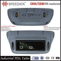 Industrial Cell Phone Barcode Scanner PDA , Android Barcode Scanners With 8MP Camera Manufactures