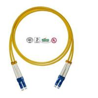 China 6 Cores LC - PC Fiber Optic Patch Cord For CATV , Optical Fiber Sensors on sale