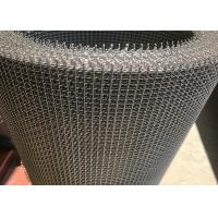 430 Stainless Steel Wire Mesh Filter Screen , Magnetic Conductivity Mesh Screen Manufactures